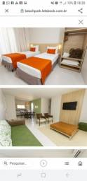 Hospedagem Beach Park Resorte