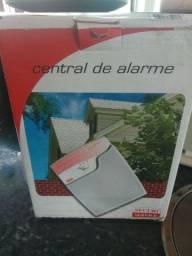 Central de alarme, para desocupar espaço