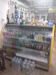 Freezer balcão inteiro