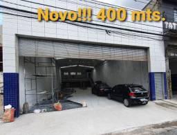 Galpão Novinho com Mezanino - 400 mts,  - Para Fins Comerciais!!