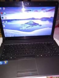 Notebook Usado Positivo Mobile Dual Core