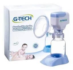 Bomba Elétrica para Extração de Leite Materno G-Tech