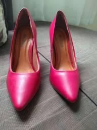 Sapato Scarpin vermelho novo 60,00