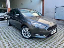 Focus 2.0 Sedan SE Aut 2016 Menor km Anunciado