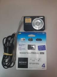 Máquina Fotográfica Sony CyberShot 10.1 SteadShot Face Detection