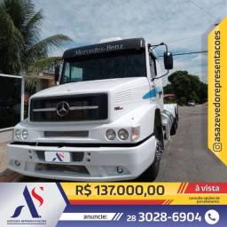 Caminhão - 1634 trucado