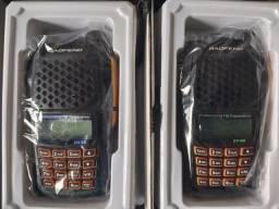Rádio Baofeng UV-6R zero!