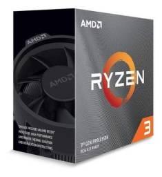 Título do anúncio: Ryzen 3 3300x c/ cooler