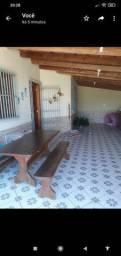 Casa na praia de mar azul Aracruz