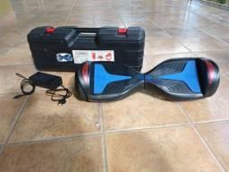 Hoverboard com Bluetooth e Led