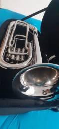 Bombardino Jahnke semi novo lindo instrumento