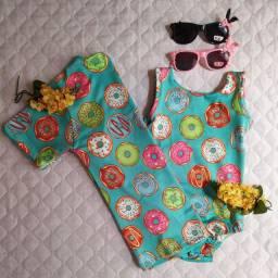 Kit maiô e kimono