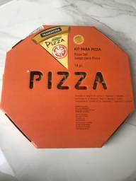 Kit para pizza TRAMONTINA - Novo!
