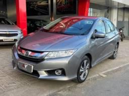 Honda City Sedan Lx 1.5 Flex 16V 4p Aut. 2015/2015