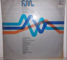 Lp Vinil Fm Stéreo Zimbo Trio