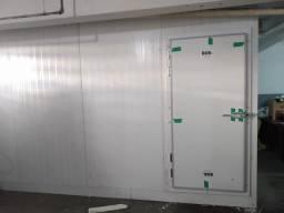 Câmara frigorífica para congelados. Ótima oportunidade.