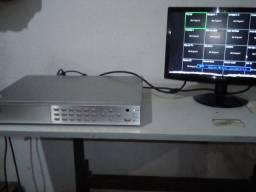 DVI CFTV 16 canais
