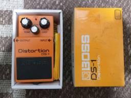 Pedal Boss DS1 Distorção