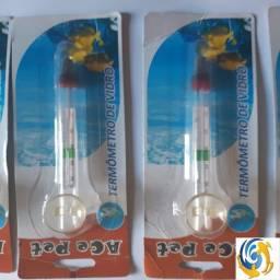 Termômetro Analógico Aqua Pet