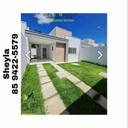 Grande oportunidade de garantir essa linda casa com a melhor localização no Eusébio.