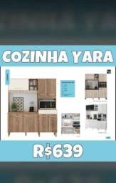 Armário P/cozinha Yara