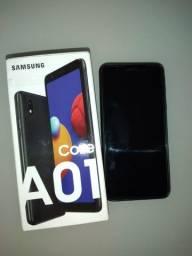 Título do anúncio: Samsung A01 CORE