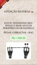 Pedal Duplo Gibraltar + Bag