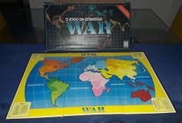 WAR - o jogo da estratégia - Anos 80