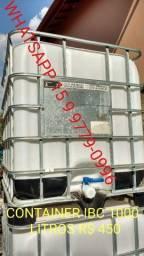 Caixa IBC RESERVATORIO Bombona Tambor Container