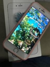 Título do anúncio: iPhone 6s Dourado