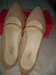 Título do anúncio: Sapatilha da Milli com marca de uso apenas em baixo