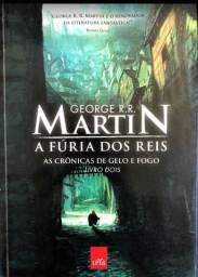As Crônicas de Gelo e Fogo - Livro Dois (Game of Thrones)