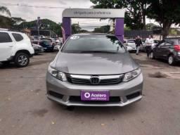 Honda Civic LXL 2013 - Blindado - Entrada Facilitada em 10x sem Juros*