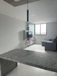 Título do anúncio: Apartamento com 1 dormitório para alugar, 42 m² por R$ 1.900,00/mês - Maurício de Nassau -