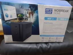 Título do anúncio: Nobreak Weg 800va