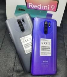 Xiaomi Redmi 9 32Gb 3Gb Ram Novo Lacrado