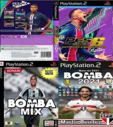 Novo PES 2021 + Bomba Patch Mix 2021 + Bomba Patch Vilimar Junho/2021