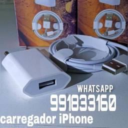 Carregador iPhone ( entrega grátis ))