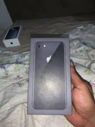 Caixa do iPhone 8 original