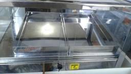 Estufa elétrica 2 bandejas