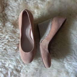 Lote de 5 sapatos lindíssimos tamanho 34