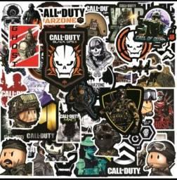 Título do anúncio: 12 adesivos do Call Of Duty