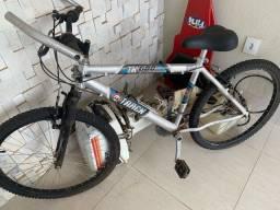 Bicicleta alumínio