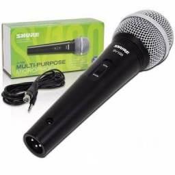 Microfone de mão Shure sv100