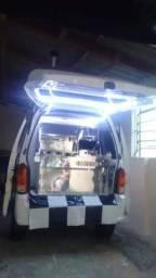Food Truck Carro de Hot Dog