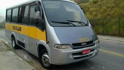 Micro Ônibus Iveco 6013 2005 Rodoviário