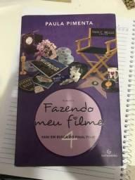 Fazendo meu filme-Livro
