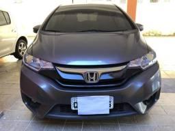 Vendo Honda Fit Ex 2016 automático com 14.600 km rodados - 2016