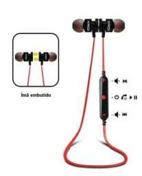 Fone de ouvido Esportivo Sem Fio Fitness Original Bluetooth Kaidi Kd901 Novo na Caixa