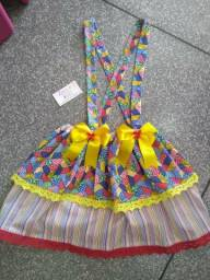 343afdeedf3a Vestido Festa Junina comprar usado no Brasil | 136 Vestido Festa ...